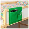 STICKAT Карман на кровать, зеленый 402.962.93, фото 2