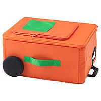 FLYTTBAR Контейнер, оранжевый 803.292.44