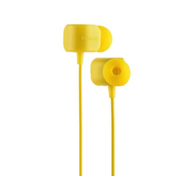 Навушники Remax RM-502 Yellow