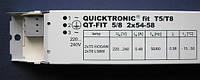 Балласт электронный OSRAM QT-FIT 5/8 2X54-58/220-240