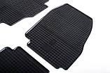 Резиновые передние коврики в салон Ford Mondeo V 2013-2014 (STINGRAY), фото 3