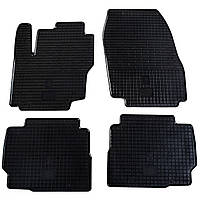Резиновые коврики в салон Ford Mondeo V 2013-2014 (STINGRAY)