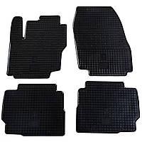 Резиновые коврики для Ford Mondeo V 2013-2014 (STINGRAY)