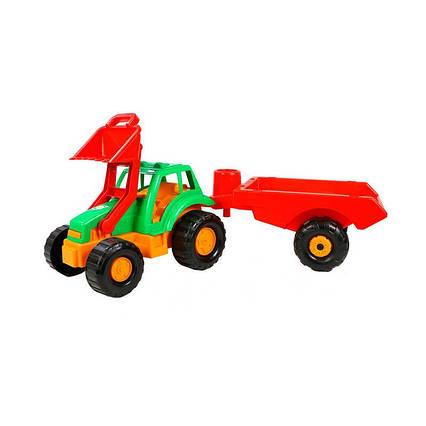 "Трактор с прицепом  993 (6) ""ORION"""