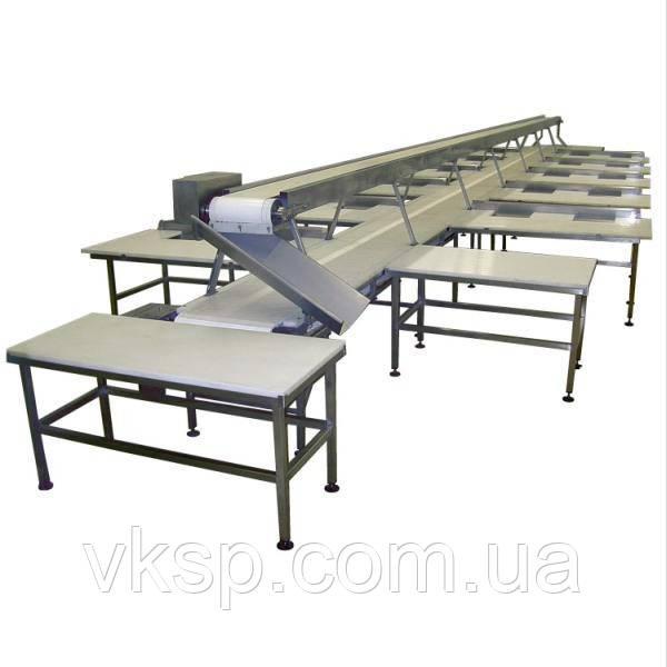 Конвейеры для мясной промышленности конструкция канатно ленточного конвейера