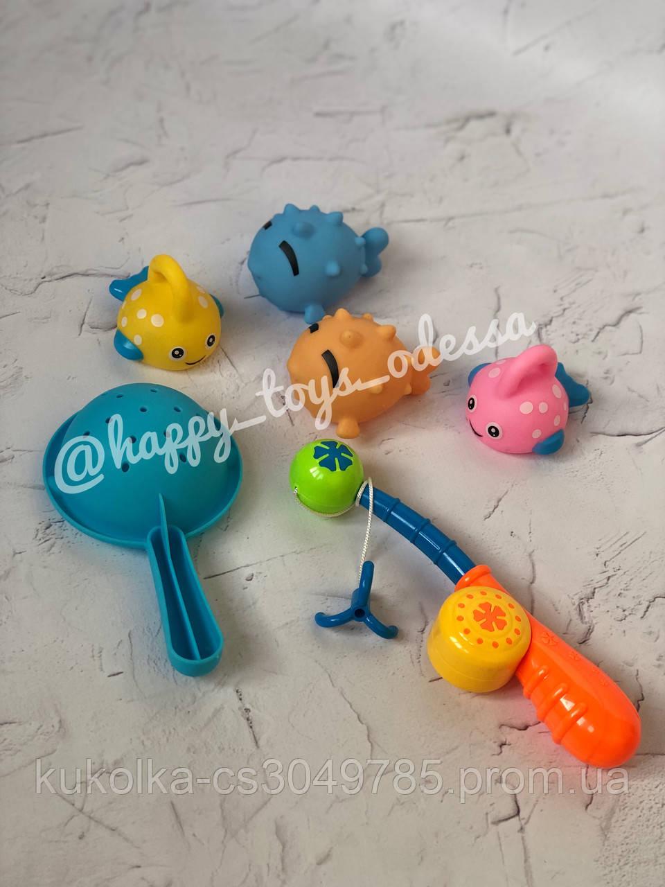 Игра для купания « Рыбалка », фото 1