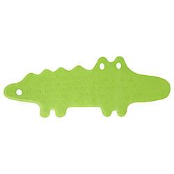 PATRULL Коврик в ванну, Крокодил зеленый 101.381.63