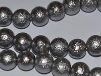 Бусина керамическая жатка 12 мм нить 65 бусин