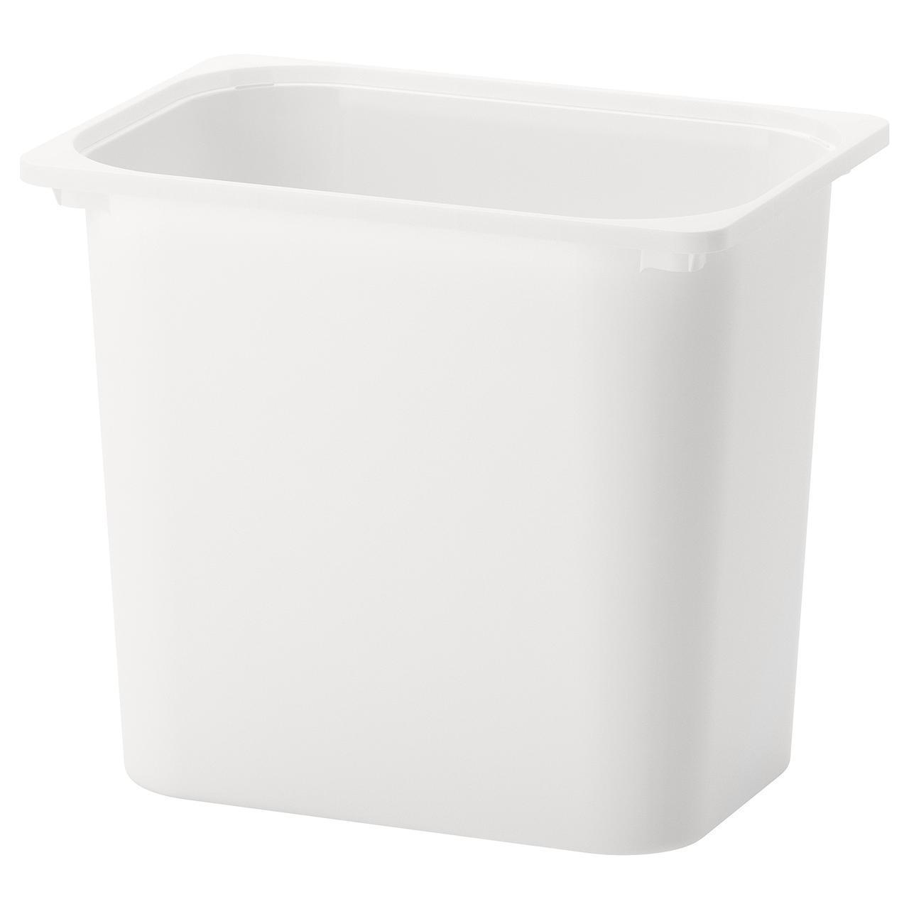 Контейнер IKEA TROFAST белый 200.892.42
