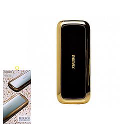 Портативний зарядний пристрій (Power Bank) REMAX Power Bank Mirror Series RPP-35 5500 mAh Gold