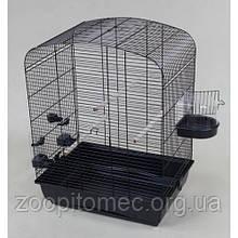 Клітка для папуг Новсер1.54х39х75см