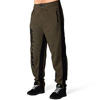 Gorilla Wear, Штаны спортивные Augustine Old School Pants - Army Green, фото 1