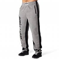 Gorilla Wear, Штаны спортивные Augustine Old School Pants - Gray, фото 1