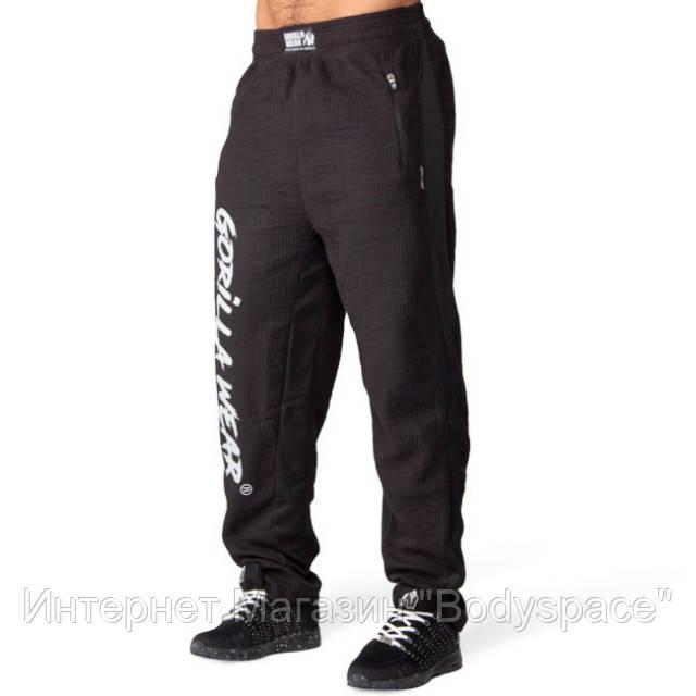 Gorilla Wear, Штаны спортивные Augustine Old School Pants - Black