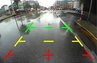 Зеркало заднего вида/Видеорегистратор с 2 камерами Full HD 1080/GPS навигатор/Парковочная камера заднего вида/, фото 1