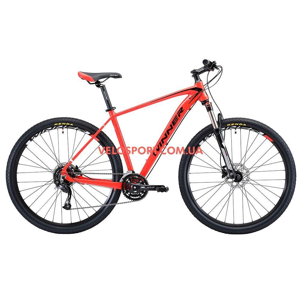 """Горный велосипед Winner SOLID-GT 29 дюймов 20"""" красный"""