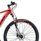 """Горный велосипед Winner SOLID-GT 29 дюймов 20"""" красный, фото 2"""