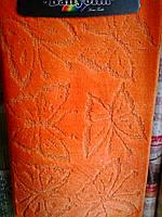 Коврик в ванную комнату Banyolin,оранжевая бабочка,Производитель Турция.