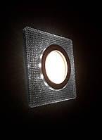 Встраиваемый светильник  7011 sMR16 с LED подсветкой