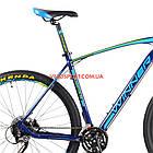 """Горный велосипед Winner Gladiator 29 дюймов 22"""" синий, фото 4"""