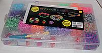 Набор для плетения Loom Bands 6200 штук + станок