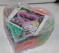 Набор для плетения Loom Bands 6000 штук + станок