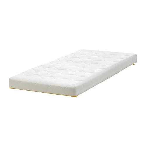 Пенистый матрас для детской кроватки IKEA UNDERLIG 70x160 см белый 303.393.92