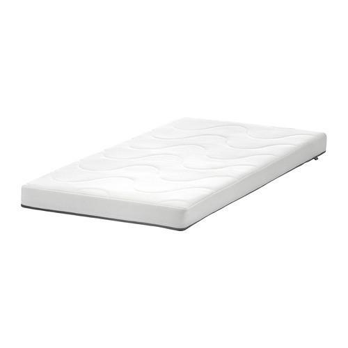 Пінистий матрац для дитячого ліжечка IKEA KRUMMELUR 60x120x8 см 003.210.15