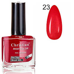 Лак для нігтів з ефектом гель-лаку Christian № 23 11 ml NE-11GEL