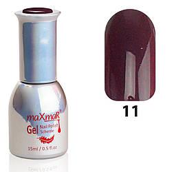 Гель-Лак M-15 № 11 Фиолетово-серый