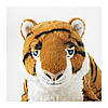 Мягкая игрушка IKEA DJUNGELSKOG тигр 704.085.81, фото 3