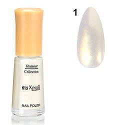 Лак для ногтей maXmaR № 001 7 ml MN-06