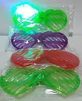 Светящиеся очки для вечеринок