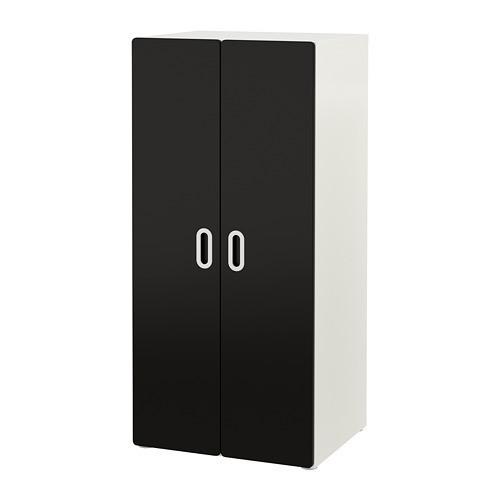 Шкаф для одежды IKEA STUVA / FRITIDS 60x50x128 см черный 492.657.58