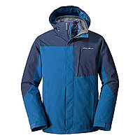 Куртка Eddie Bauer Men All Mountain 3-in-1 TRUE M Синяя 0155TBL-M, КОД: 260808