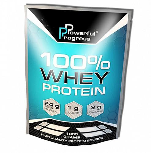 Powerful Progress 100% Whey Protein 2000 г