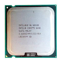 Процессор INTEL CORE 2 Quad Q8400 4 ядра 2.66ГГц 4МБ LGA 775 (z04950)