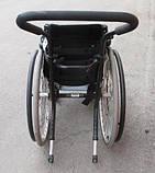 Б/У Активная Инвалидная Коляска PANTHERA Active Pediatric Wheelchair 26cm, фото 3