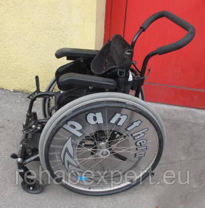 Б/У Активная Инвалидная Коляска PANTHERA Active Pediatric Wheelchair 26cm