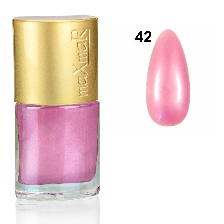 Лак для ногтей maXmaR № 42 9 ml MN-07
