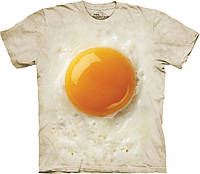 3D футболка The Mountain -  Fried Egg