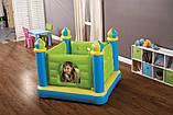 Детский батут Замок Intex 48257 , фото 2