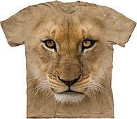 3D футболка The Mountain -  Big Face Lion Cub