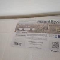 Итальянский беспружиный матрас NATURCOMFORT, фабрики Magniflex