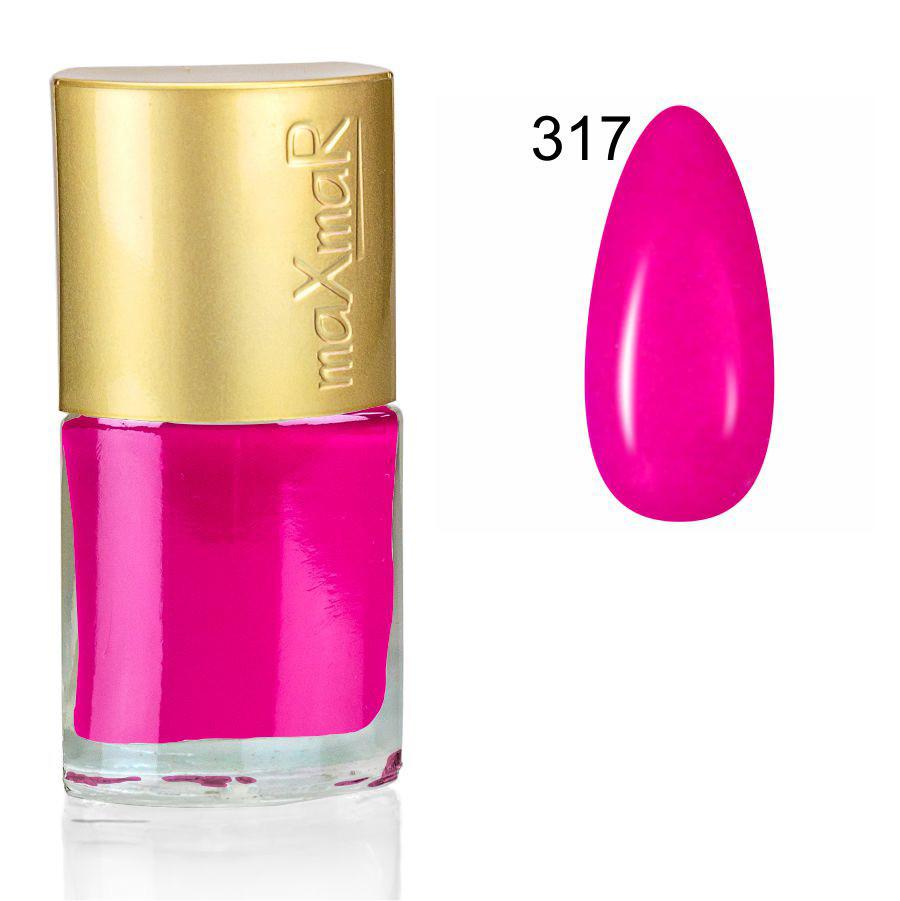 Лак для ногтей maXmaR № 317 9 ml MN-07
