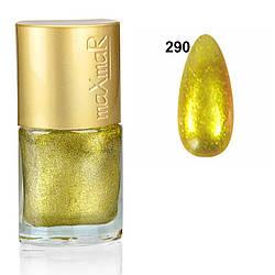 Лак для нігтів Crystal colors maXmaR № 290 9 ml MN-07