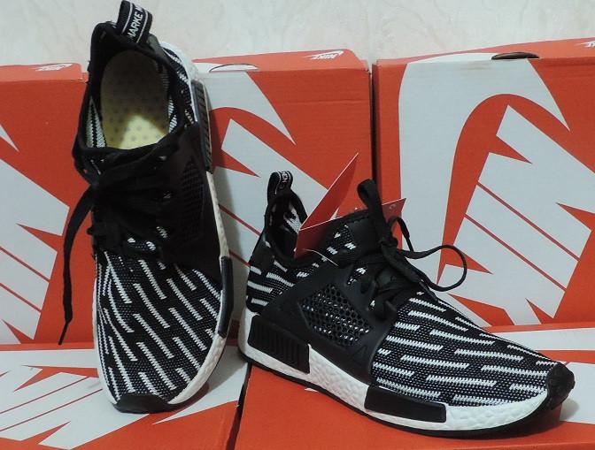Кроссовки Nike Flyknit Air Ultra. Лицензионное производство Индонезия. Реплика.40р