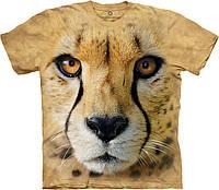3D футболка The Mountain -  Big Face Cheetah