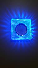 7791 MR16 с LED подсветкой со сменой цветов  Точечный светильник