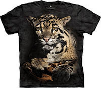 3D футболка The Mountain -  Clouded Leopard